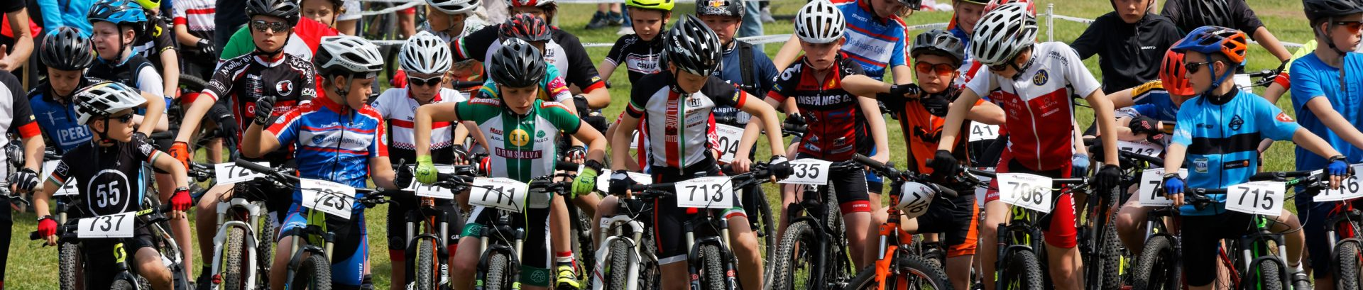 Boys Cycling